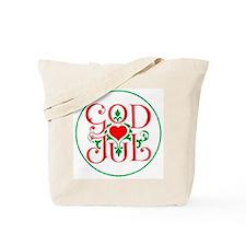 God Jul Tote Bag