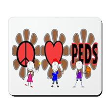 Peds Nurse III Mousepad