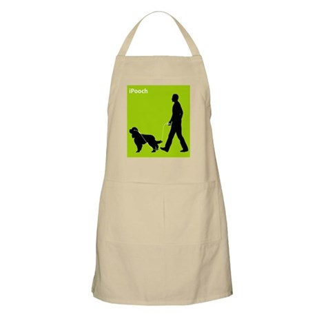 Barbet (French Water Dog) BBQ Apron