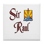 Sir Raul Tile Coaster