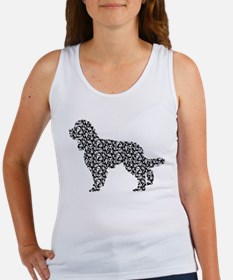 Barbet (French Water Dog) Women's Tank Top