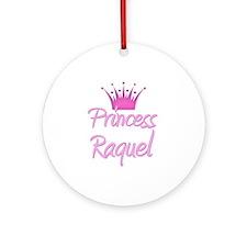 Princess Raquel Ornament (Round)