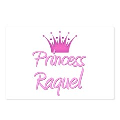 Princess Raquel Postcards (Package of 8)