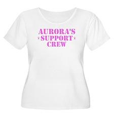 Aurors Support Crew T-Shirt