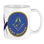 Masonic Past Officer Mug