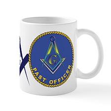 Masonic Past Officer Small Mug