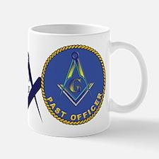 Masonic Past Officer Small Small Mug