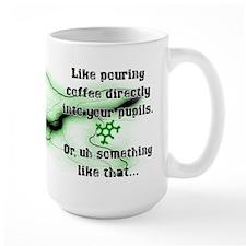 Eyecaffeine Liquid Stimulant Container