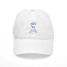 Blue Lacy Baseball Cap