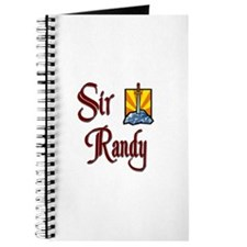 Sir Randy Journal