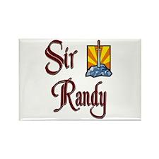Sir Randy Rectangle Magnet (10 pack)
