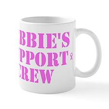 Debbie Support Crew Mug