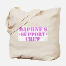 Daphne Support Crew Tote Bag