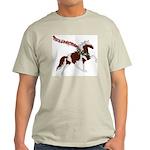 SSH Merry Christmas! Ash Grey T-Shirt