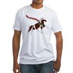 SSH Merry Christmas! Fitted T-Shirt