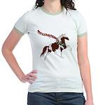 SSH Merry Christmas! Jr. Ringer T-Shirt