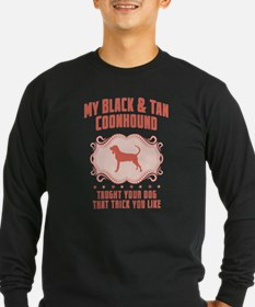 Black & Tan Coonhound T