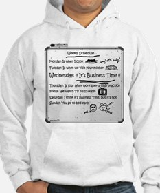 It's Business Time!!! Hoodie
