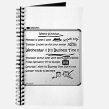 It's Business Time!!! Journal