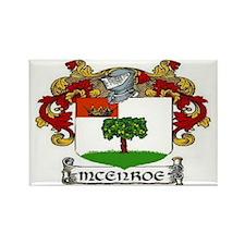 McEnroe Coat of Arms Magnets (10 pack)