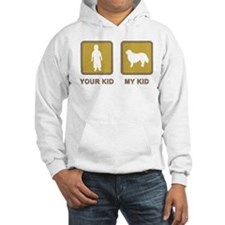 Bernese Mountain Dog Hoodie