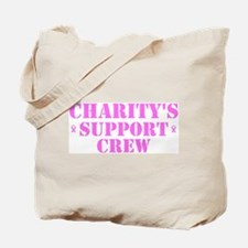 Charity Support Crew Tote Bag