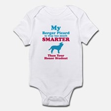 Berger Picard Infant Bodysuit
