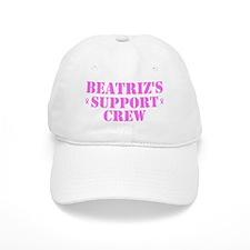 Beatriz Support Crew Baseball Cap