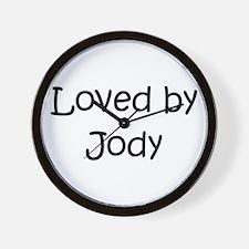 Unique Jody Wall Clock