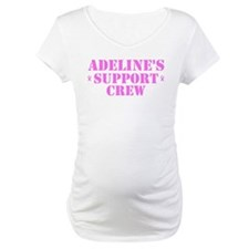 Adeline Support Crew Shirt