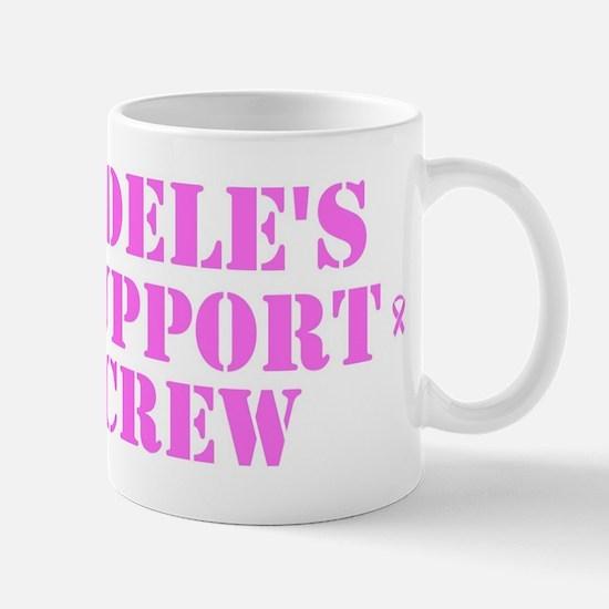 Adele Support Crew Mug