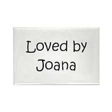 Unique Joana Rectangle Magnet
