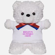 Helen Support Crew Teddy Bear