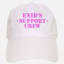 Enid Support Crew Baseball Baseball Cap