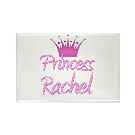 Princess Rachel Rectangle Magnet (10 pack)