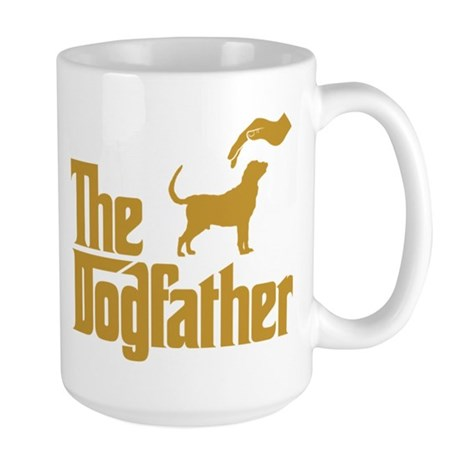 Bloodhound Large Mug