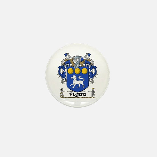 Flynn Coat of Arms Mini Button (10 pack)