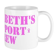 Elisabeth Support Crew Mug