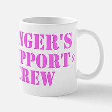 Ginger Support Crew Mug