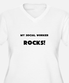 MY Social Worker ROCKS! T-Shirt