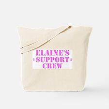 Elaine Support Crew Tote Bag