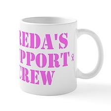 Freds Support Crew Mug