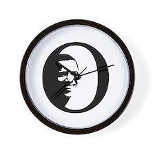 The Obama O Wall Clock