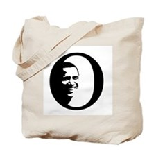 The Obama O Tote Bag