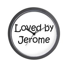 Cool Jerome Wall Clock