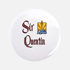 """Sir Quentin 3.5"""" Button"""