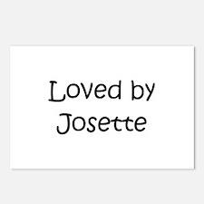 Cute Josette Postcards (Package of 8)