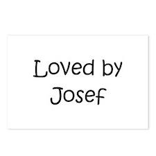Cute Josef Postcards (Package of 8)