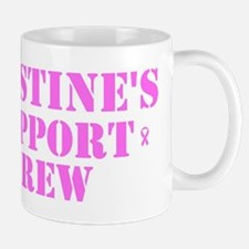 Kristine Support Crew Mug