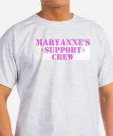 Maryanne Support Crew T-Shirt